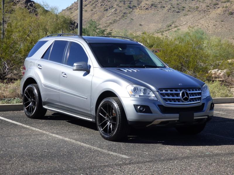 Mercedes-Benz M-Class 2011 price $12,995