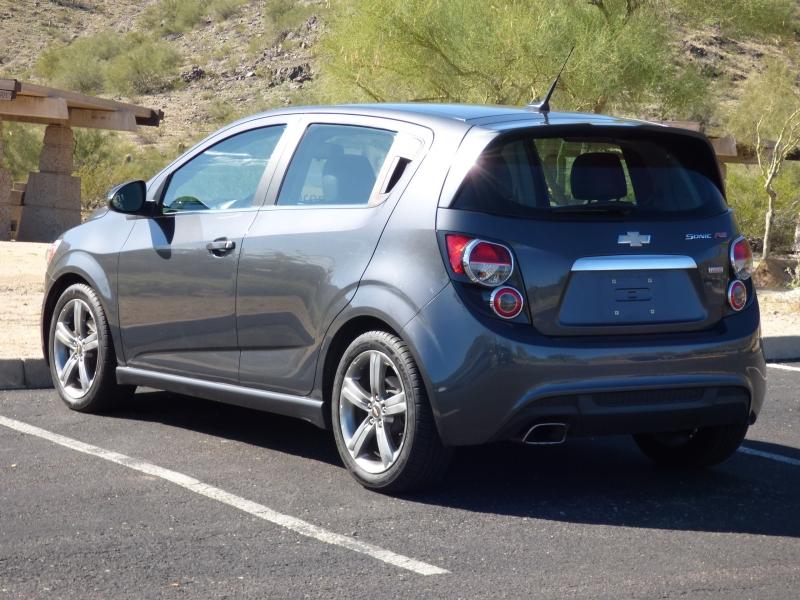 Chevrolet Sonic 2013 price $9,495