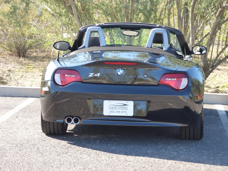 BMW Z4 2006 price $11,495