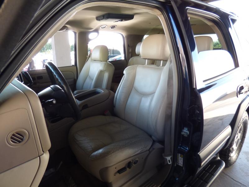 Chevrolet Tahoe 2004 price $6,495