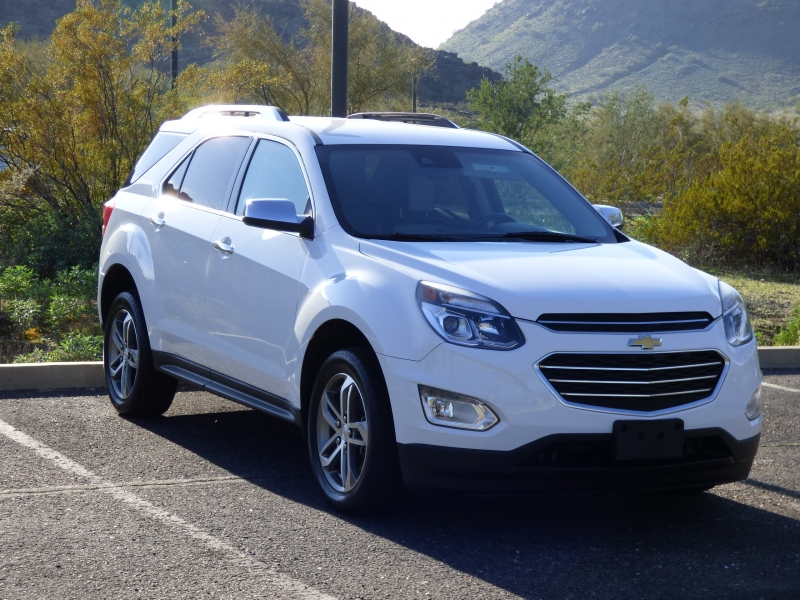 Chevrolet Equinox 2016 price $14,995