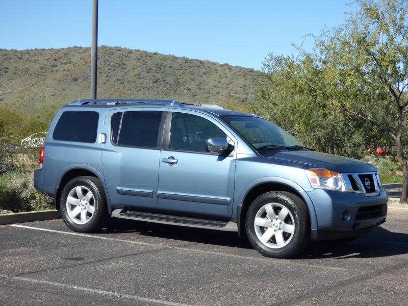 Nissan Armada 2011 price $13,595