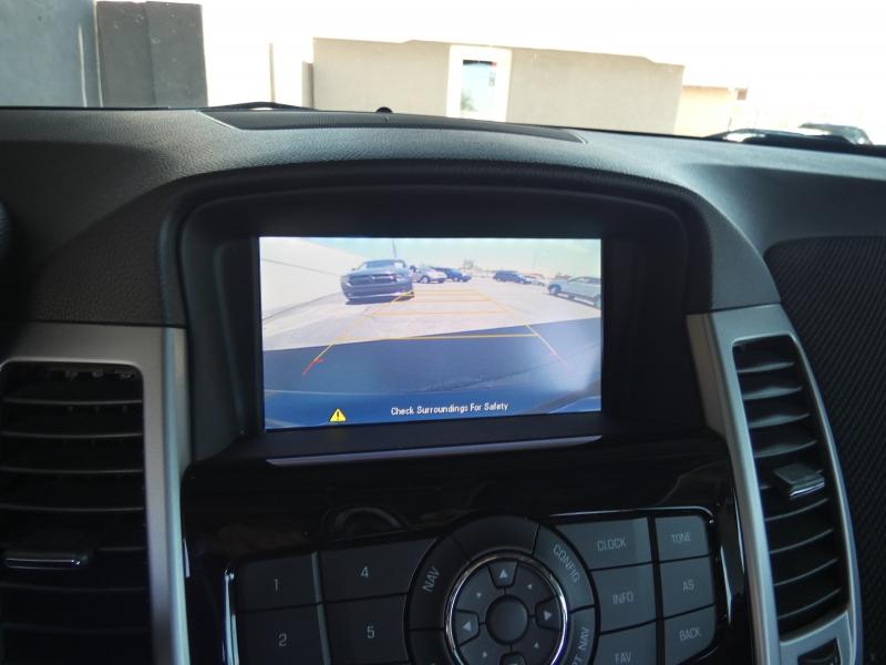Chevrolet Cruze 2015 price $9,497