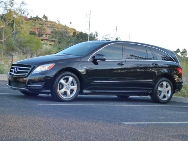 2012 mercedes benz r 350 4matic 4dr r350 bluetec for Mercedes benz dealers in phoenix