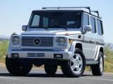 Mercedes-Benz G500 2002