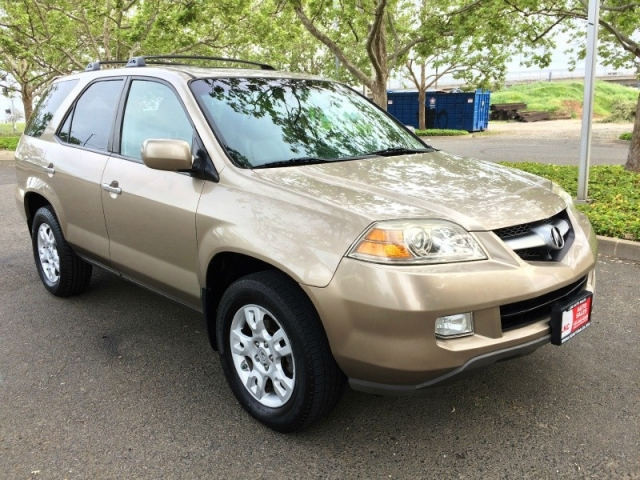 2006 Acura MDX 4dr SUV AT Touring w/Navi ... One Owner ... Clean ...