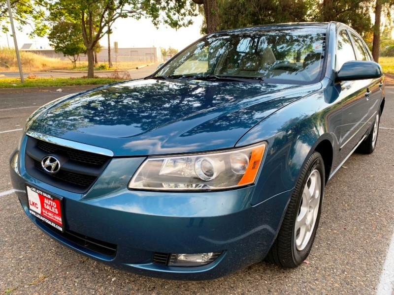 Hyundai Sonata 2006 price $4,999