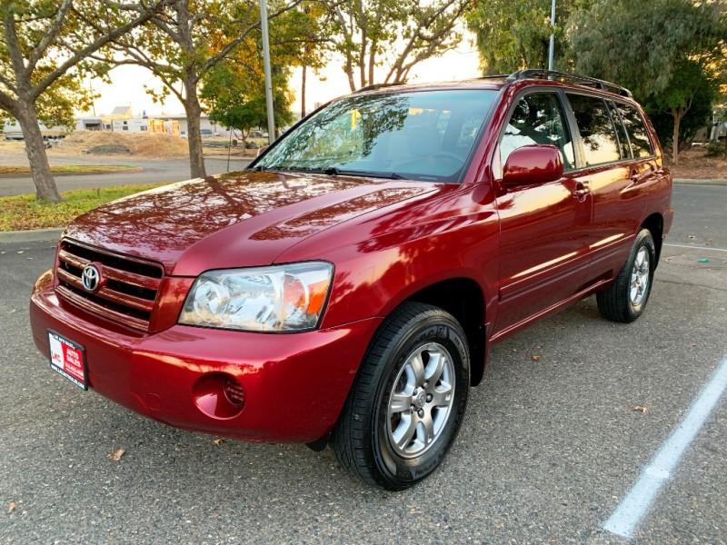 Toyota Highlander 2007 price $7,500