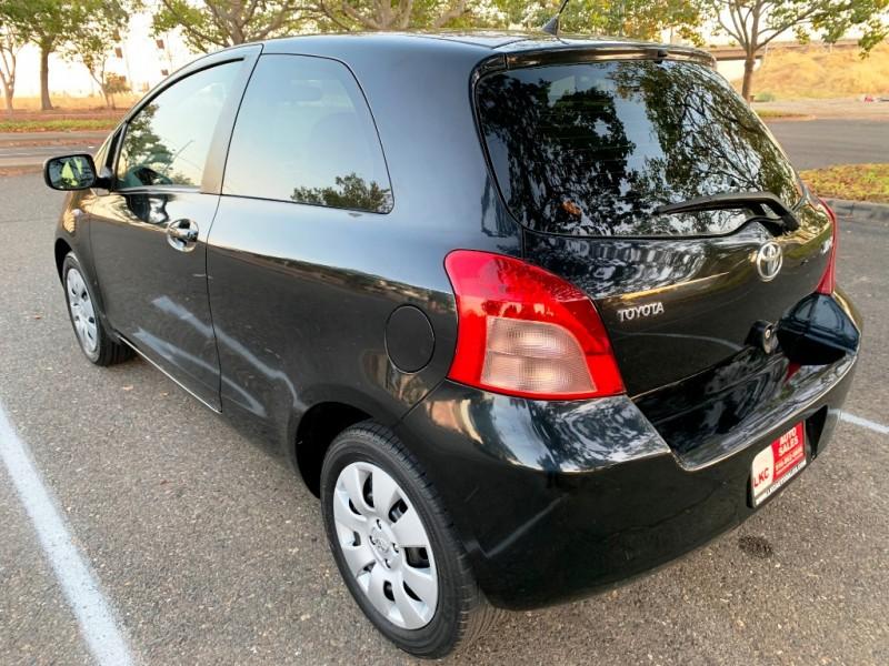 Toyota Yaris 2008 price $5,400