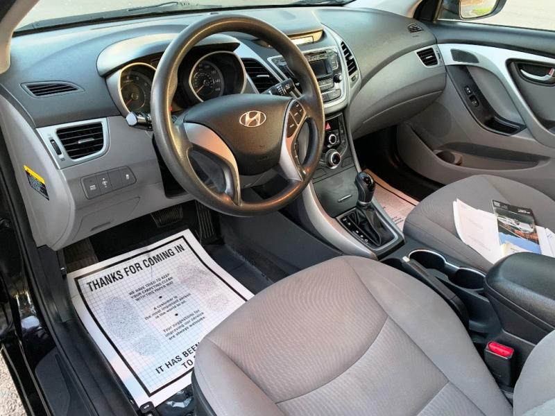 Hyundai Elantra 2016 price $7,550