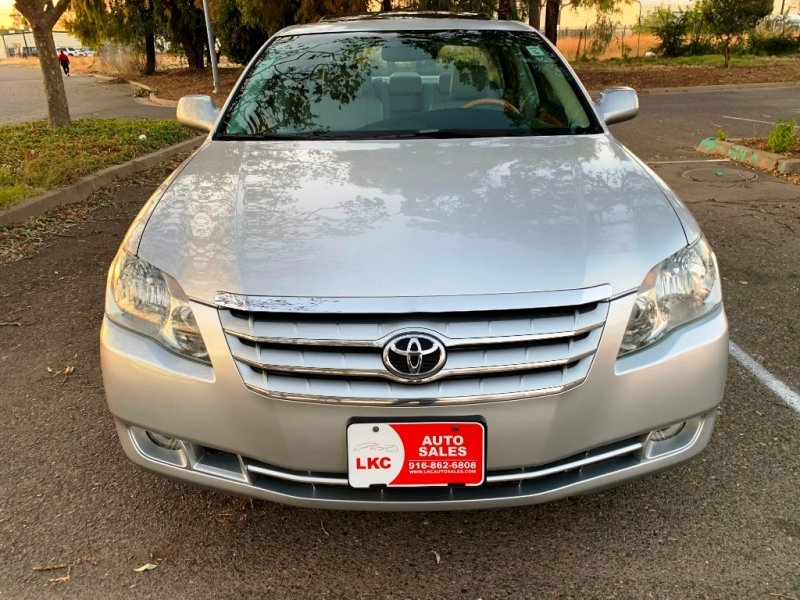 Toyota Avalon 2006 price $6,200