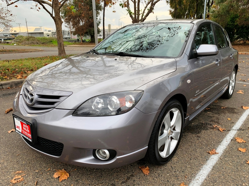 Mazda 3S 2006 price $4,950