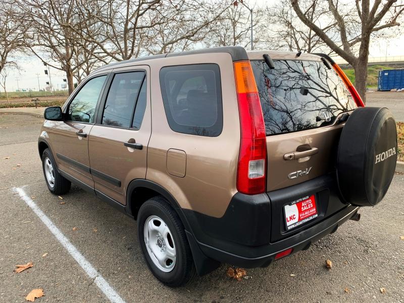 Honda CR-V 2003 price $4,500
