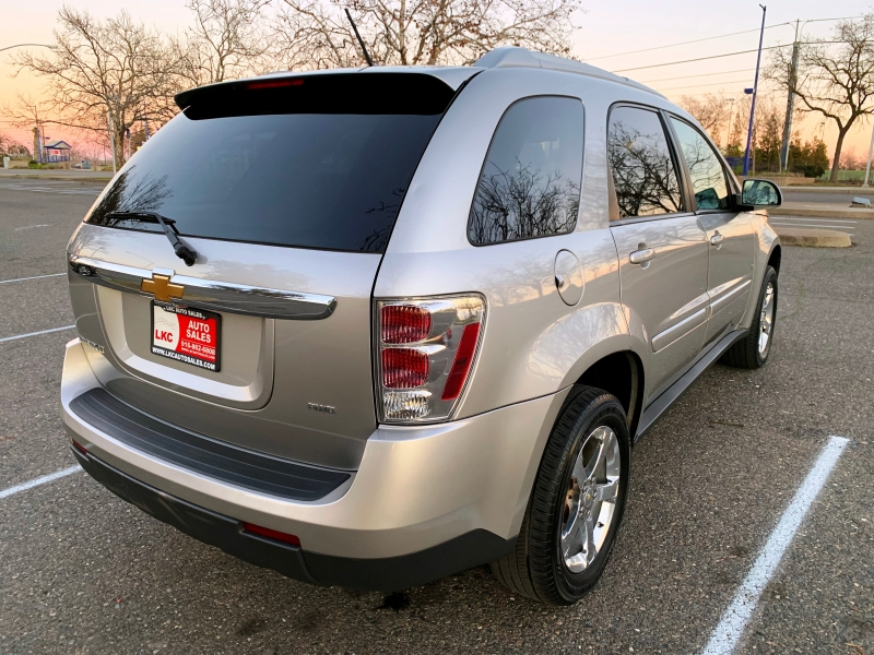 Chevrolet Equinox 2007 price $5,600