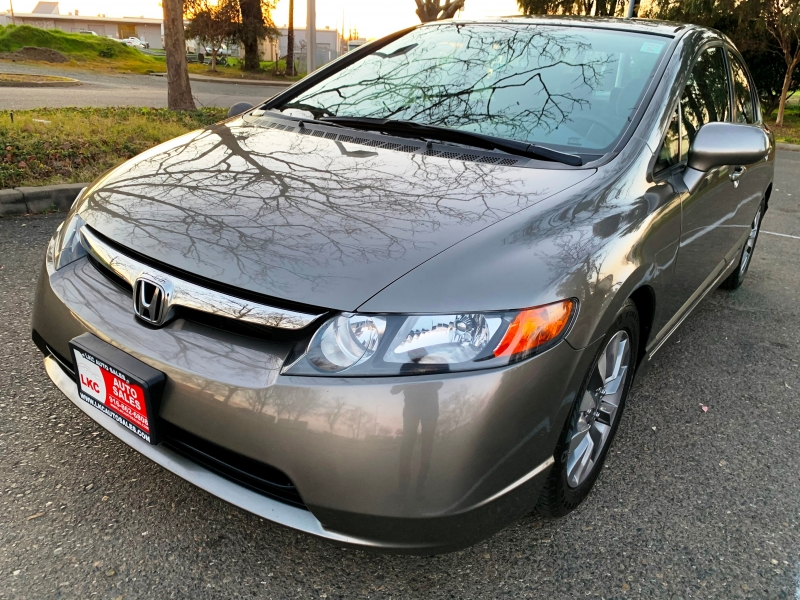 Honda Civic Sdn 2008 price $6,950