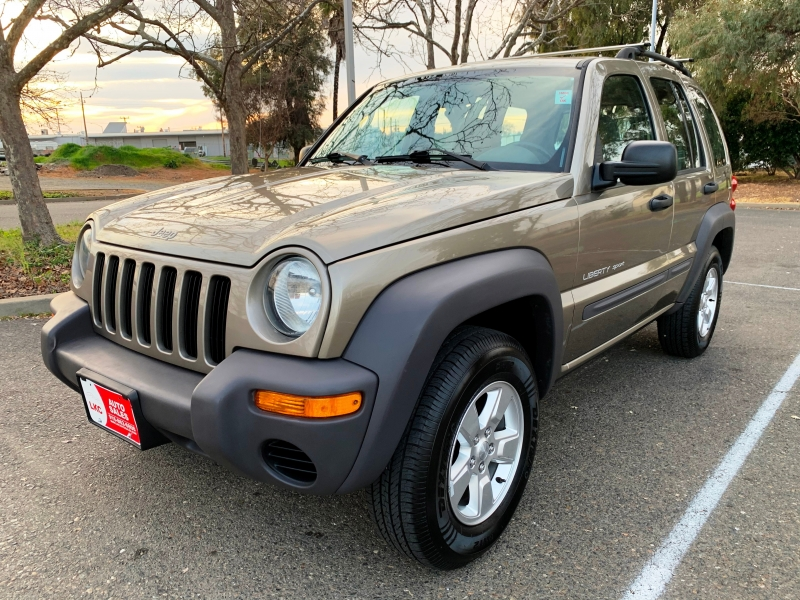 Jeep Liberty 2003 price $4,950