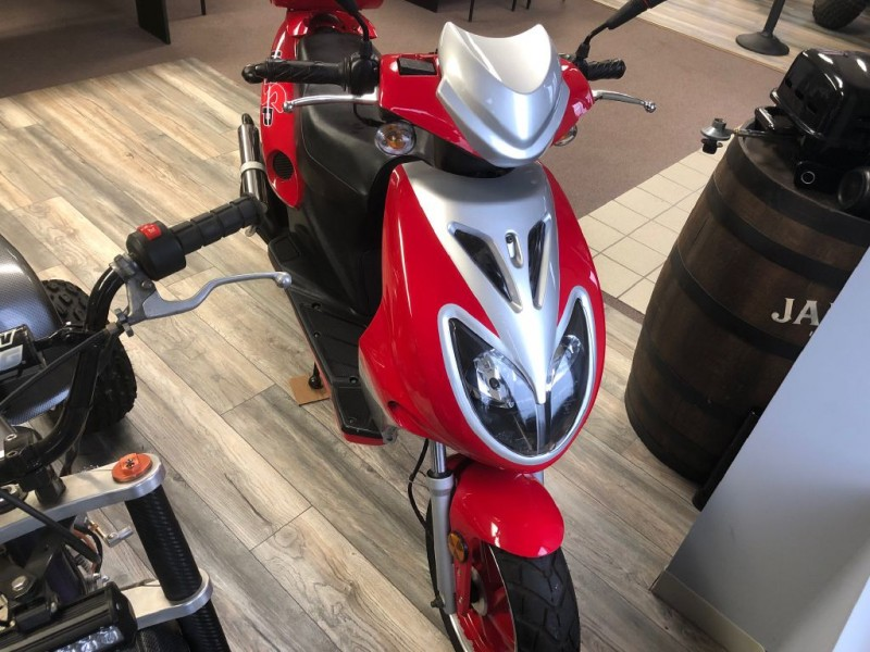 WASP MOPED 2008 price $1,500