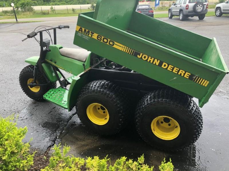JOHN DEERE GATOR AMT 600 1987 price $3,900