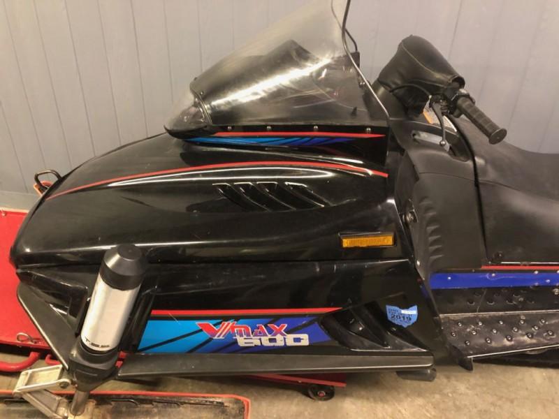YAMAHA V-MAX 1994 price $2,495