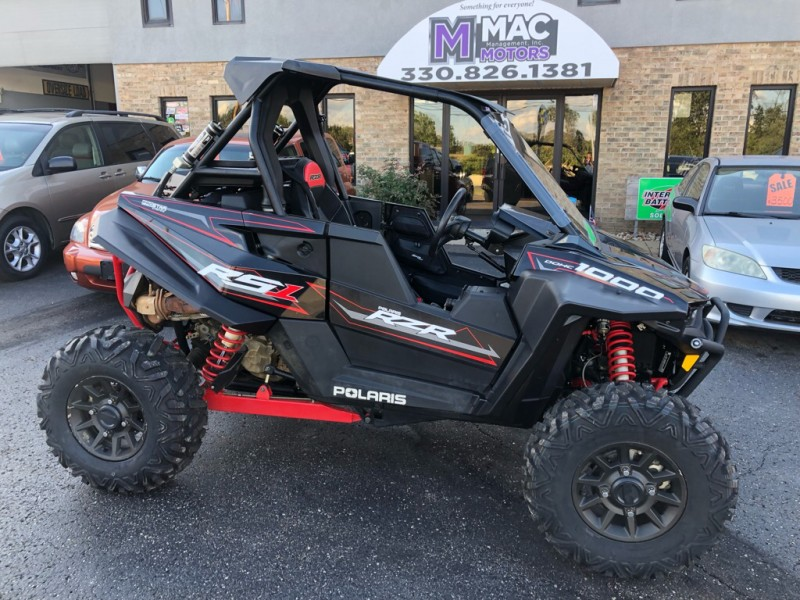 POLARIS RS1 1000 2018 price $13,500