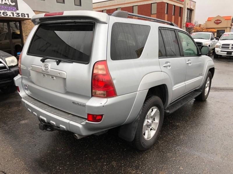 TOYOTA 4RUNNER 4X4 2004 price $5,995