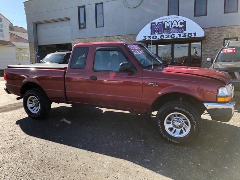 FORD RANGER 4X4 1999 price $2,999