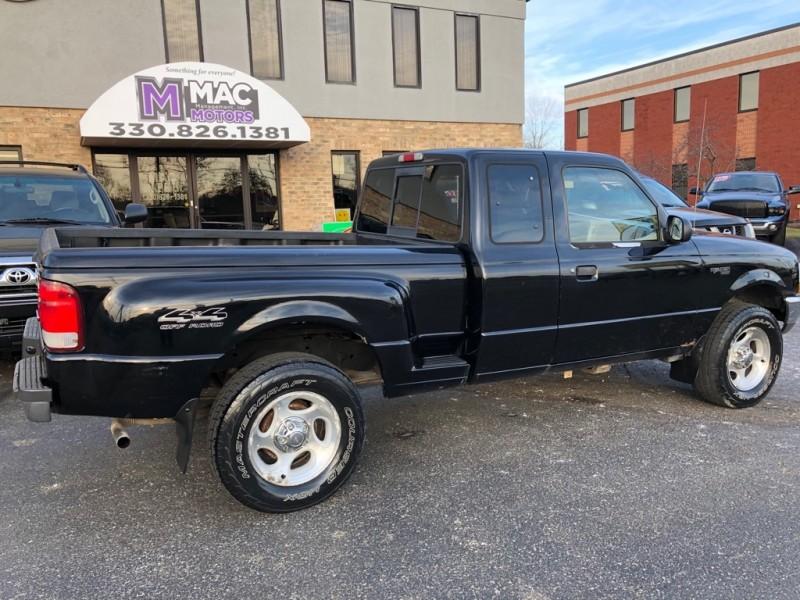 2000 Ford Ranger 4x4 Xlt Super Cab Mac Management Inc Motors