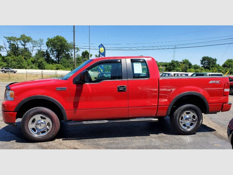 FORD F150 STX 4X4 2007 price $7,999