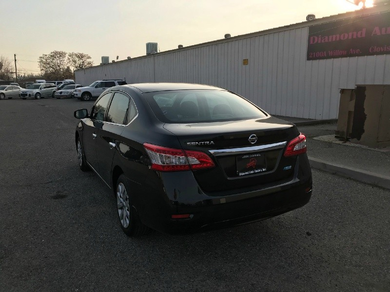 Nissan Of Clovis >> 2014 Nissan Sentra 4dr Sdn I4 CVT S - Inventory | Diamond Auto Dealers, Inc | Auto dealership in ...