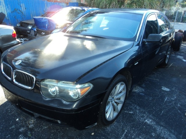2002 BMW 7-Series 745i - Inventory   AFFINITY AUTOMOTIVE REPAIRS ...