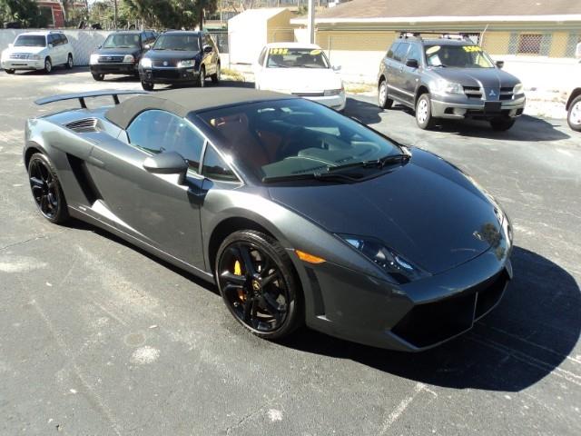 2012 Lamborghini Gallardo Spyder Affinity Automotive Repairs Sales