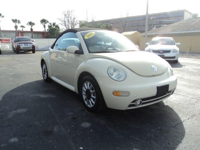 2005 Volkswagen New Beetle Gls 18l Convertible Inventory