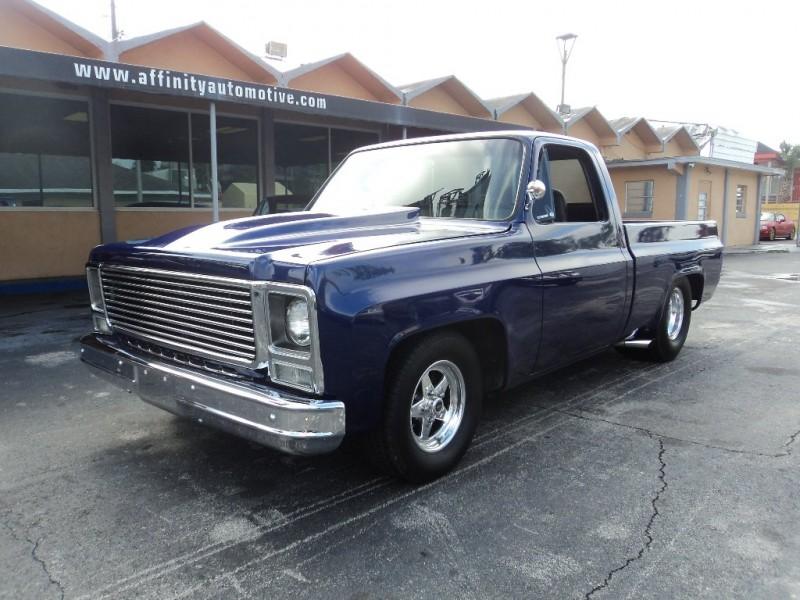 Chevrolet TMC FLEETSIDE 1978 price $27,000