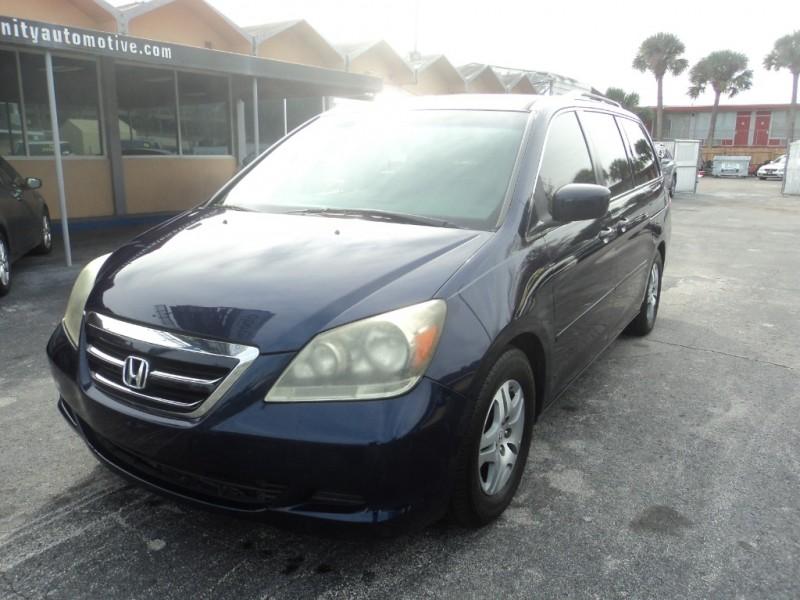 Honda Odyssey 2007 price $3,500