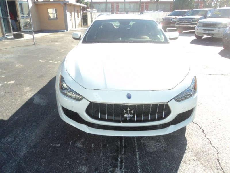 Maserati Ghibli 2018 price Call for Price