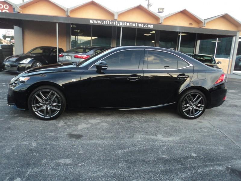 Lexus IS 200t 2016 price $23,995