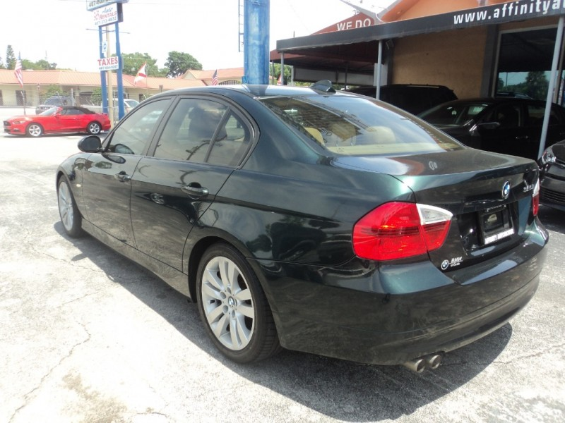 BMW 3-Series 2006 price $5,500