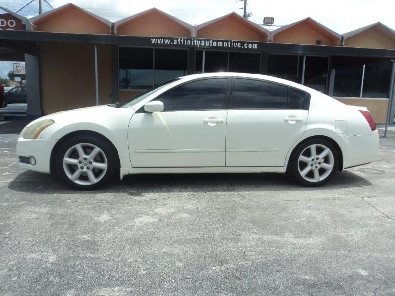 Nissan Maxima 2006 price $3,995