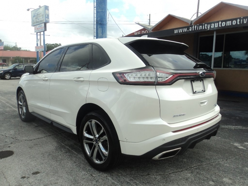 Ford Edge 2017 price $0