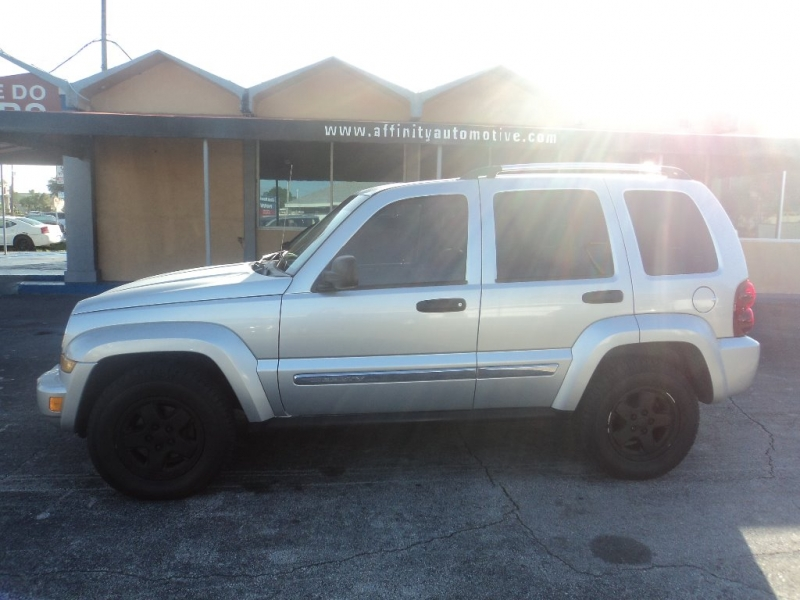 Jeep Liberty 2006 price $4,500