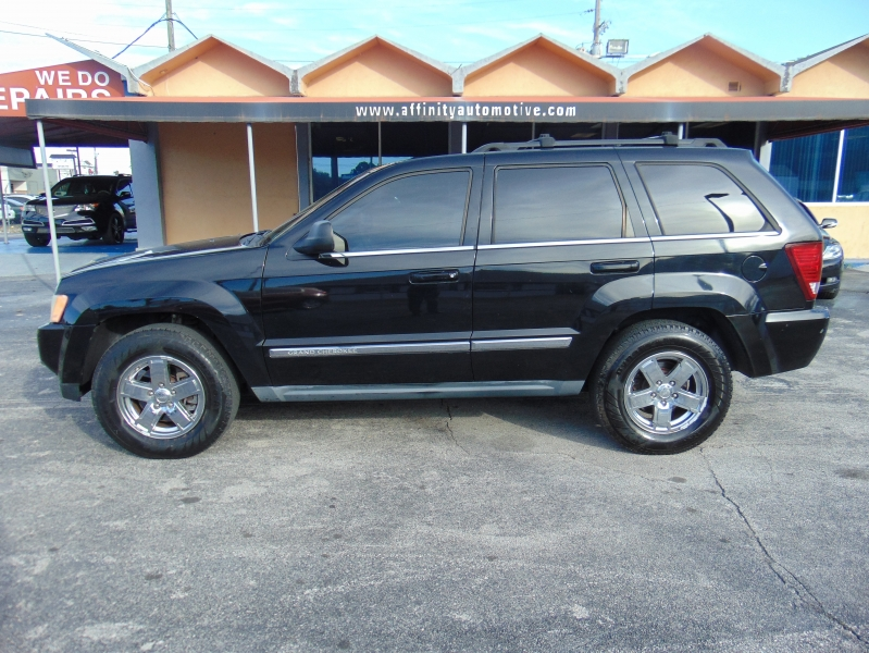 Jeep Grand Cherokee 2007 price $5,000