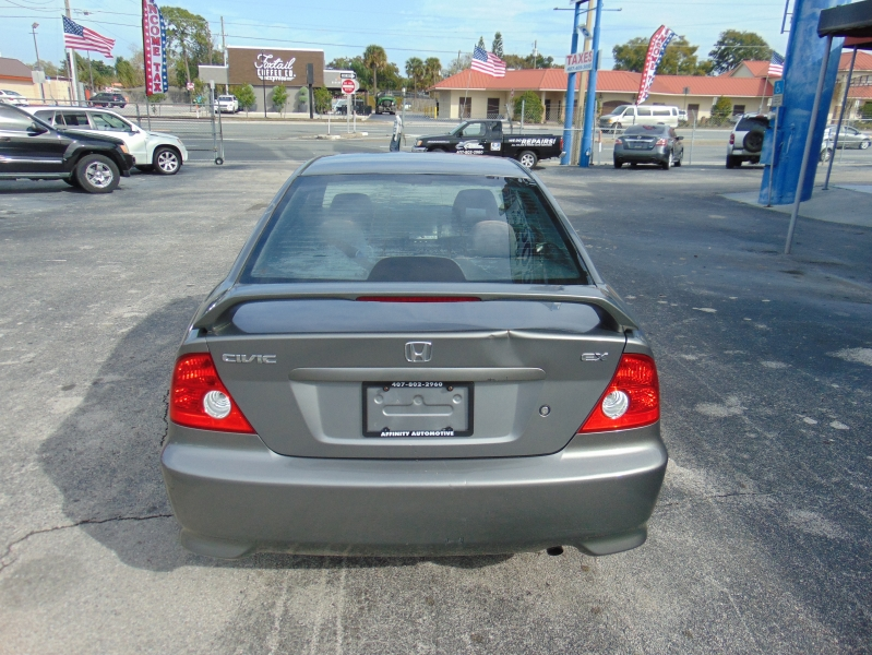 Honda Civic Cpe 2005 price $3,000
