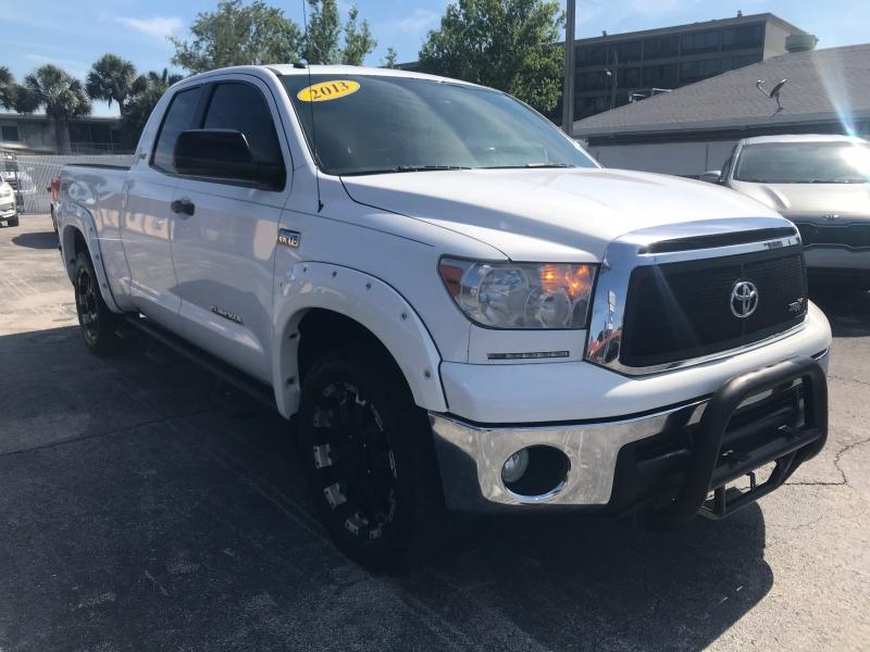 Toyota Tundra 4WD Truck 2013 price $24,500