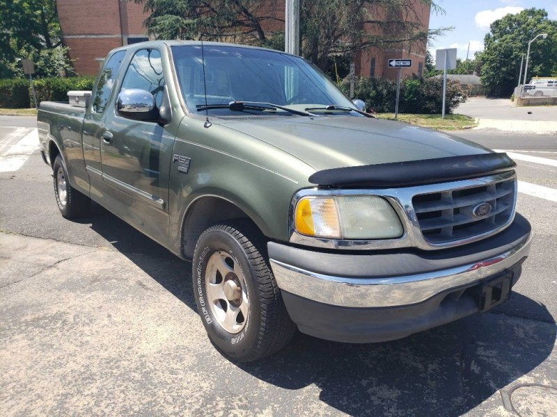 FORD F150 2002 price $4,500