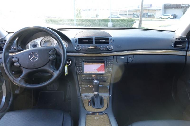 Mercedes-Benz E-CLASS 2009 price $8,450