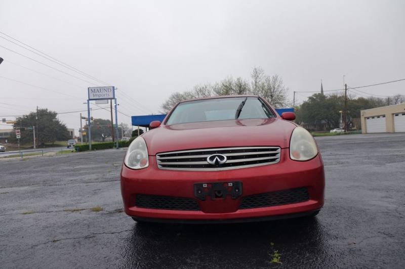 INFINITI G35 2006 price $4,995