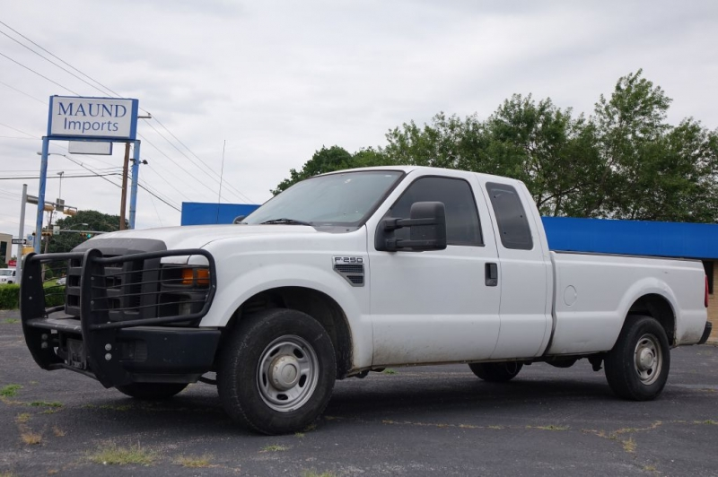 FORD F250 2008 price $7,850