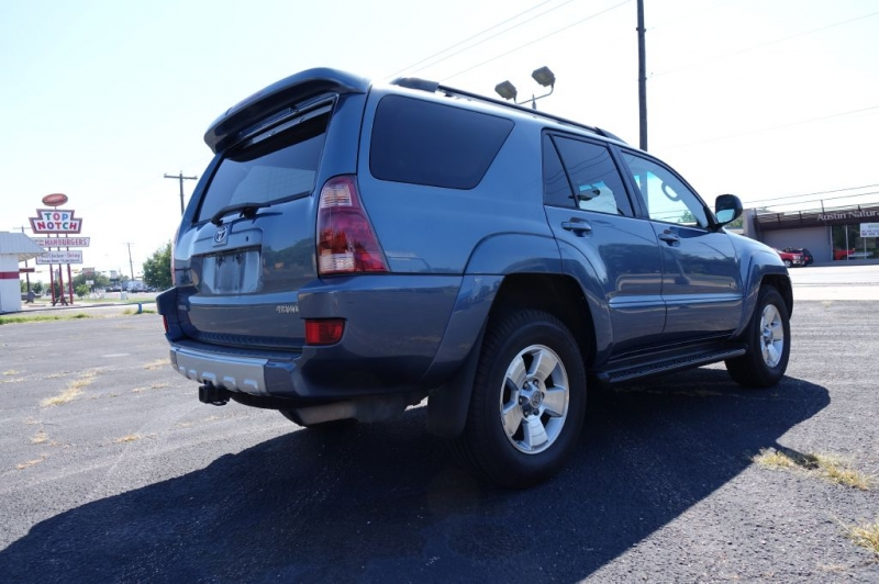TOYOTA 4RUNNER 2004 price $6,450