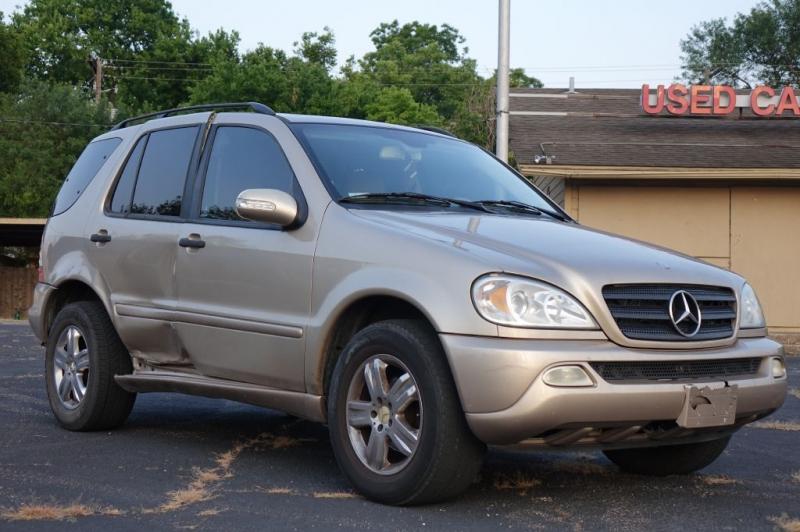 MERCEDES-BENZ ML 2005 price $1,995