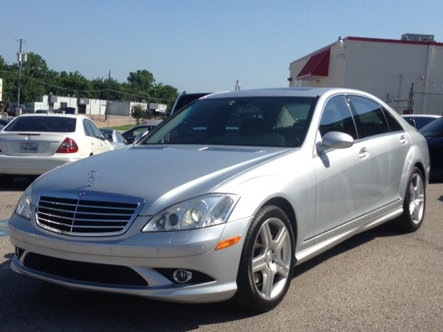 2008 Mercedes Benz S Class S550 Amg Package Night Vision Keyless